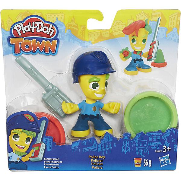 """Игровой набор """"Фигурки"""", Город, Play-Doh, B5960/B5979"""