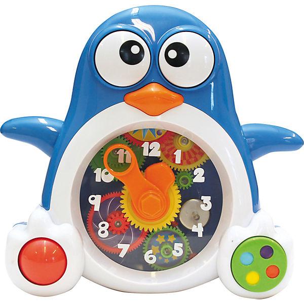 Пингвиненок-часы, Keenway