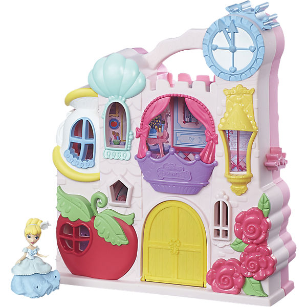 Disney Prinzessin Little Kingdom Schloss
