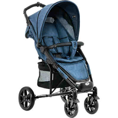 Buggy FLAC City, blue/melange
