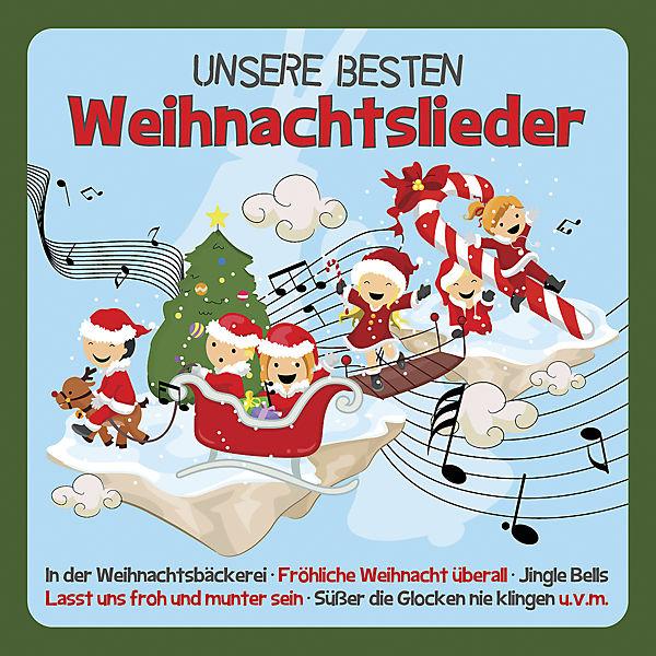 10 Besten Weihnachtslieder.Unsere Besten Weihnachtslieder Universal