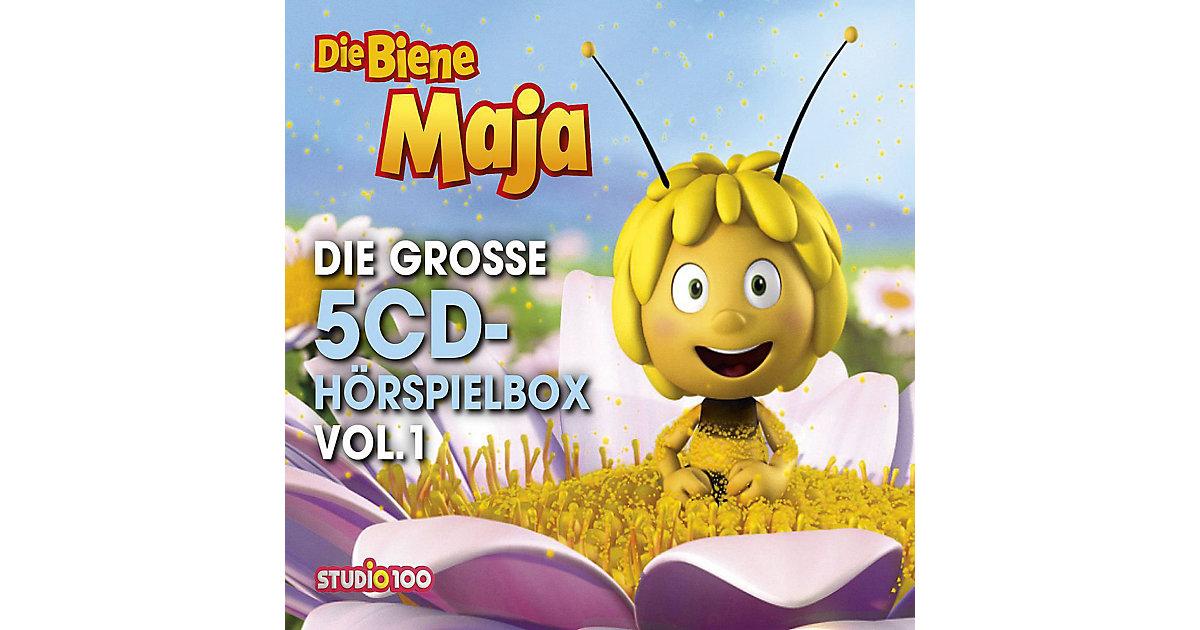 Universal · CD Biene Maja - Die Große 5-CD Hörspielbox Vol.1