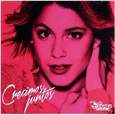 CD Violetta - Crecimos Juntos (Soundtrack, Staffel 3, Vol.2)