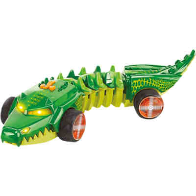 Hot Wheels Mutant Machines Commander Croc