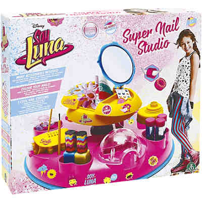 soy luna nagelstudio disney soy luna mytoys. Black Bedroom Furniture Sets. Home Design Ideas