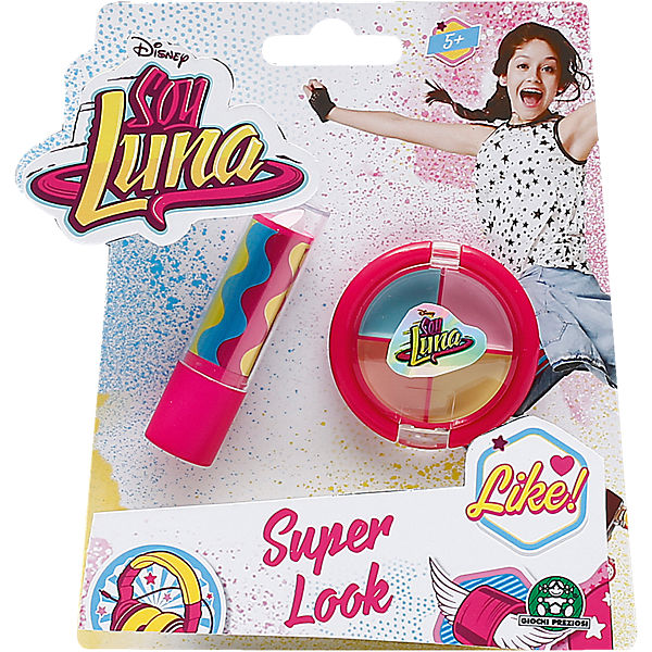 Soy Luna Super Look Make Up Set