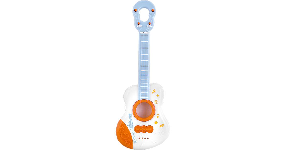 Baby Gitarre mit 4 Nylon-Seiten