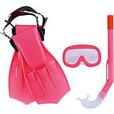 Набор для ныряния Play Pro детский, Bestway, розовый