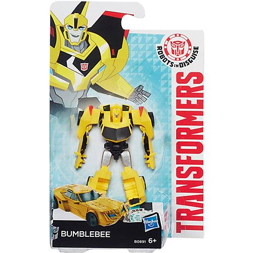 """Трансформеры Transformers """"Роботы под прикрытием"""" Легион: Бамблби от Hasbro"""
