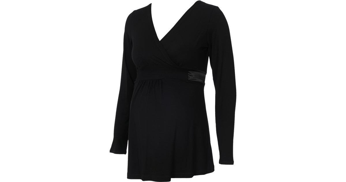 Stilllangarmshirt Antonia , schwarz Gr. 40 Damen Kinder