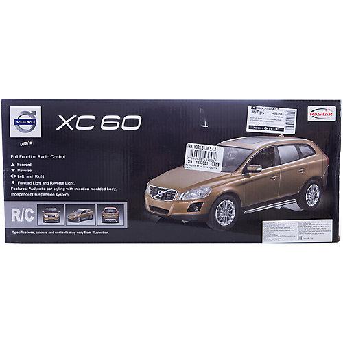 RASTAR Радиоуправляемая машина Volvo XC60 1:14, коричневая от Rastar