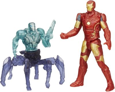 Мини-фигурки Мстителей, Marvel Heroes, B0423/B1482