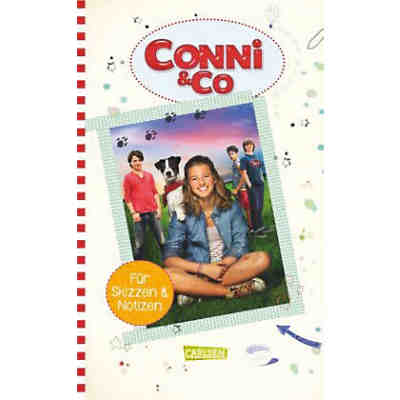Conni & Co.: Notizbuch