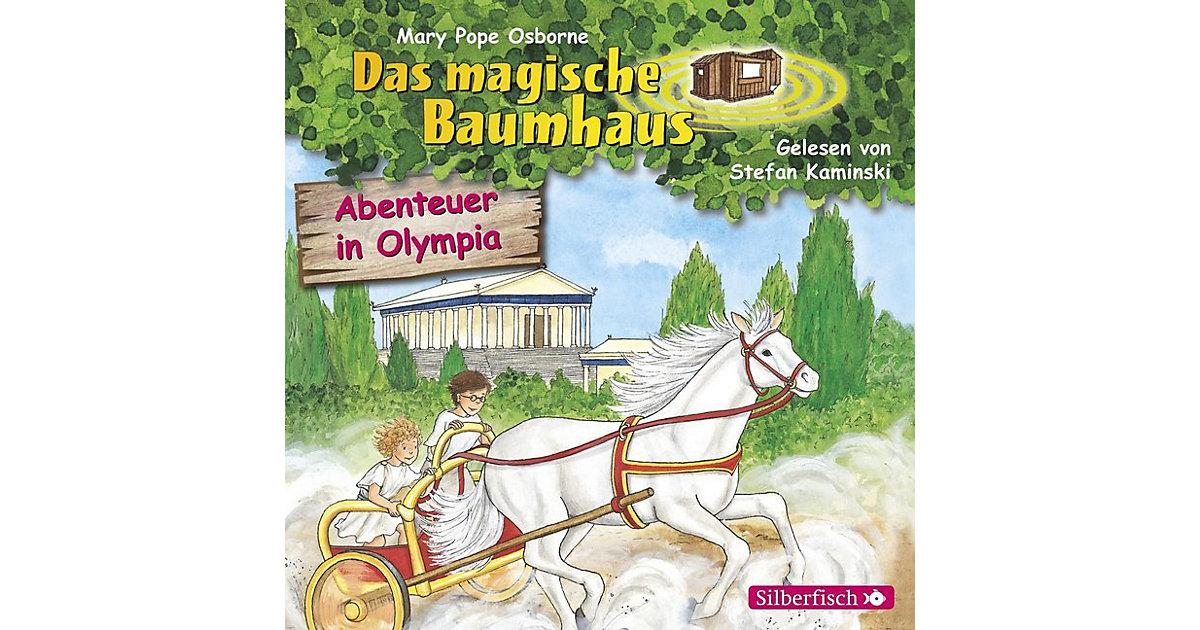 Das magische Baumhaus: Abenteuer in Olympia, 1 Audio-CD Hörbuch