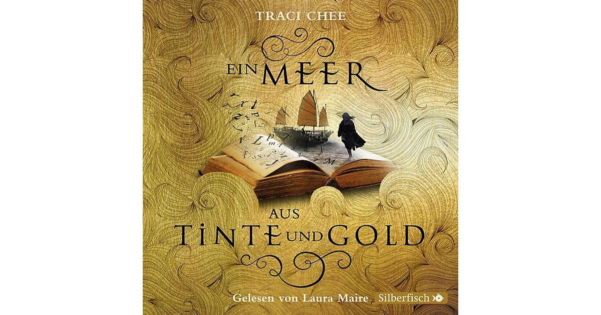 Carlsen · Ein Meer aus Tinte und Gold, 5 Audio-CDs