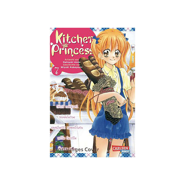 Kitchen Princess, Band 7