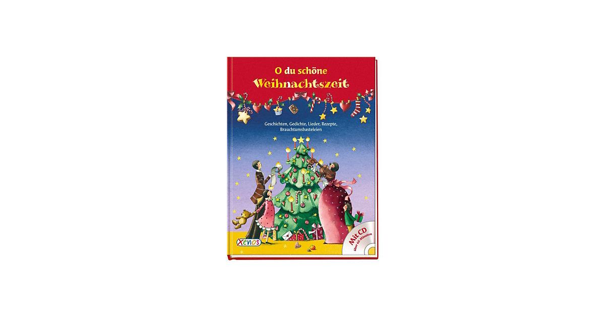 O du schöne Weihnachtszeit, mit Audio-CD
