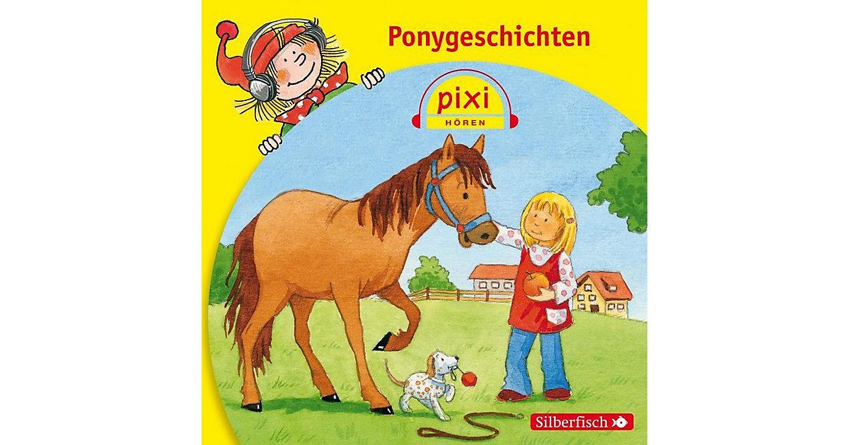 Ponygeschichten, 1 Audio-CD