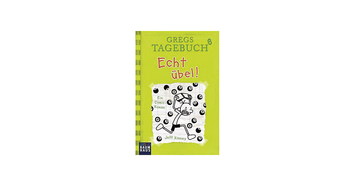 Gregs Tagebuch 8: Echt übel!