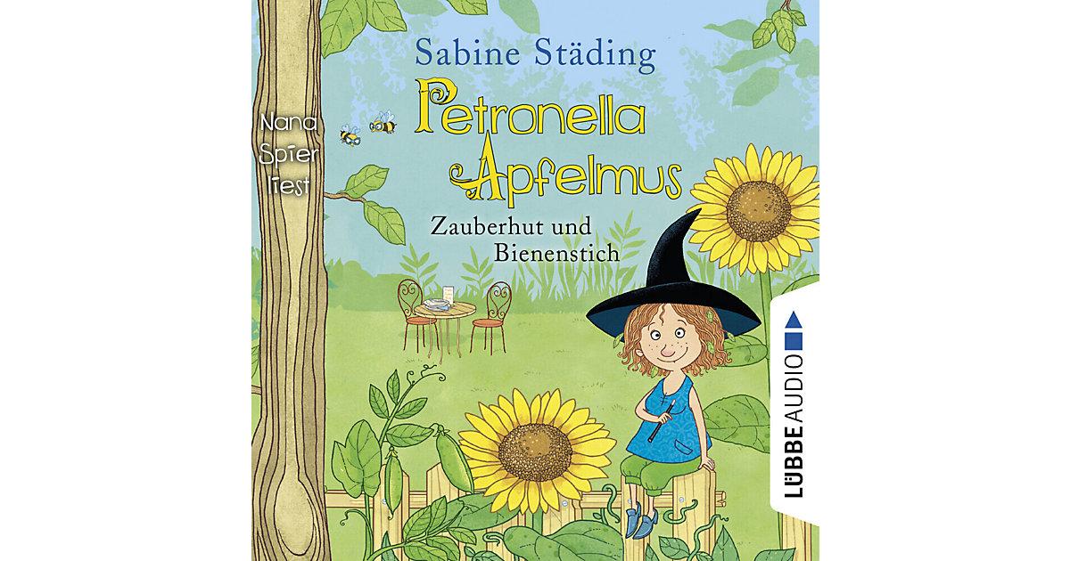 Petronella: Zauberhut und Bienenstich, 2 Audio-CDs