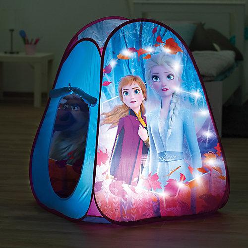 """Палатка с подсветкой John """"Холодное сердце"""", голубая от John"""