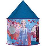 """Палатка-дворец с подсветкой John """"Холодное сердце"""", голубая"""