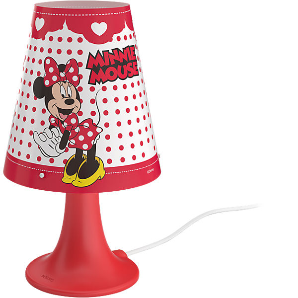 LED Nacht-/Tischleuchte, Disney Minnie Mouse, Disney Minnie Mouse ...