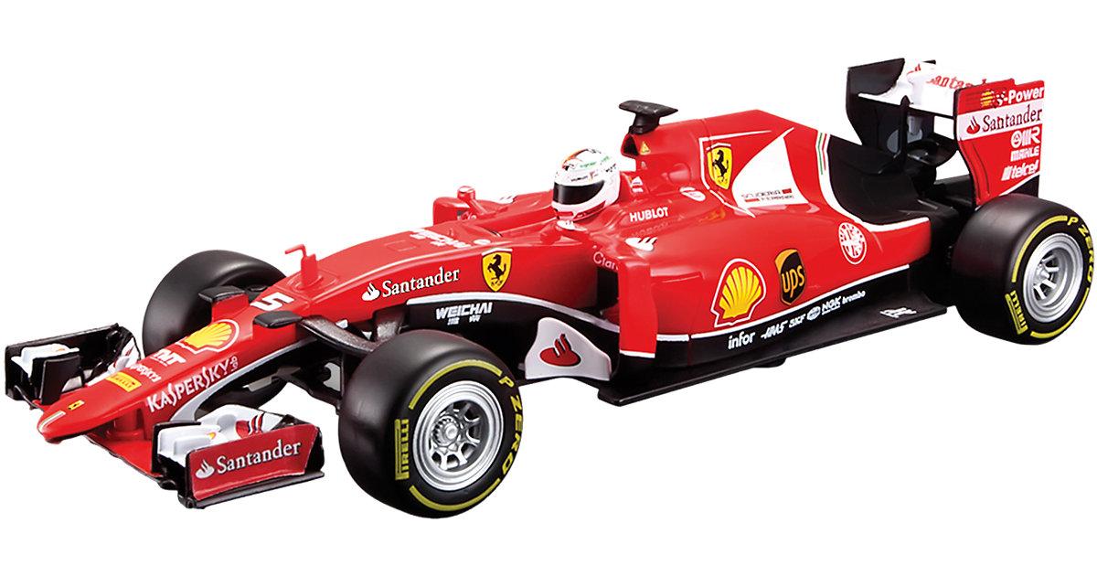 MAISTO RC-Fahrzeug F1 Ferrari F15-T, Vettel 1:24