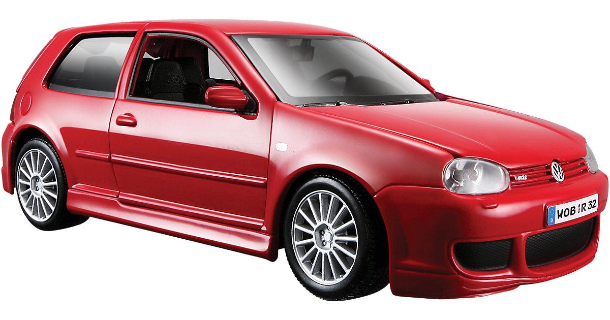 MAISTO Modellfahrzeug Volkswagen Golf R32 1:24