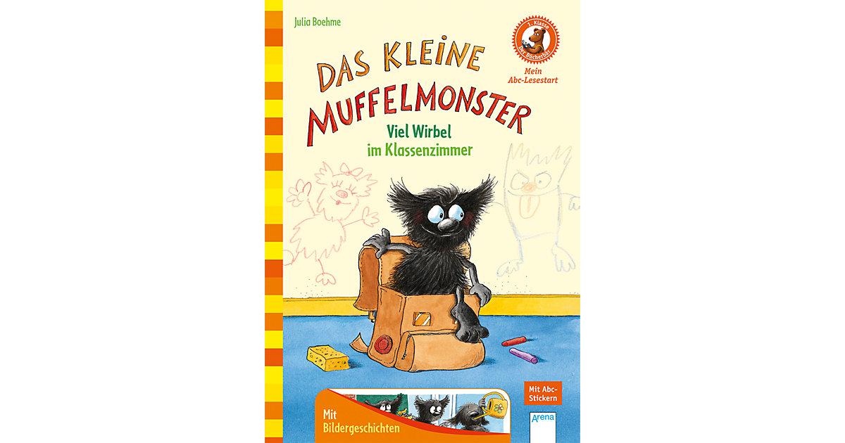 Der Bücherbär: Das kleine Muffelmonster: Viel W...