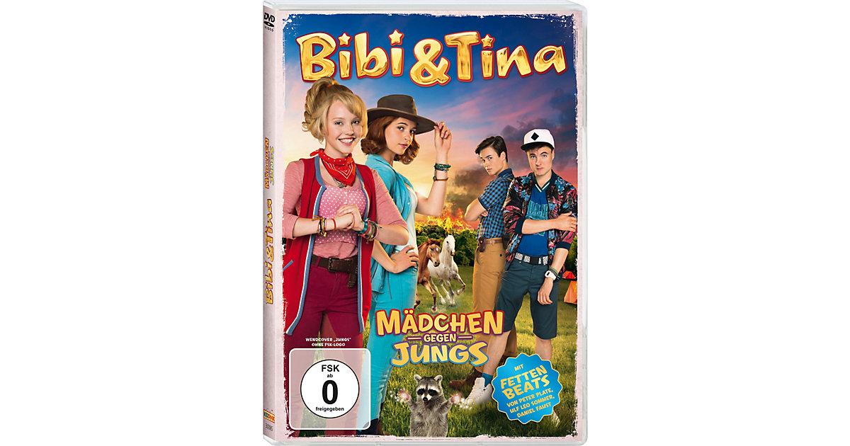 DVD Bibi & Tina 3 - Mädchen gegen Jungs (Kinofilm)