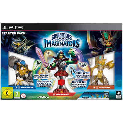PS3 Skylanders Imaginators Starter Pack