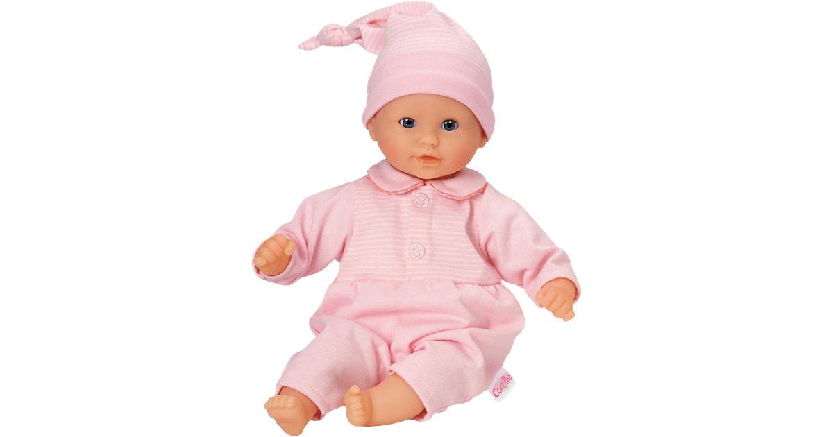 Babypuppe Calin Charmeur pastell 30 cm