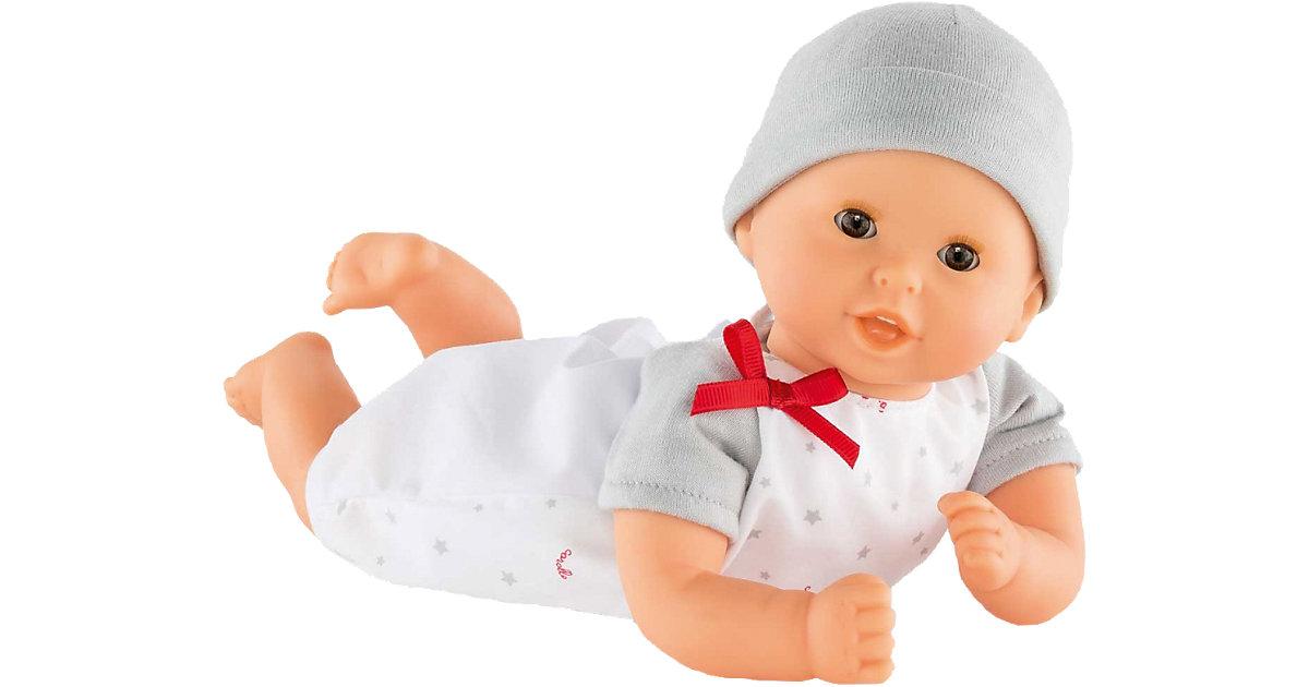 Babypuppe Calin Bisou mit Sound, 30cm