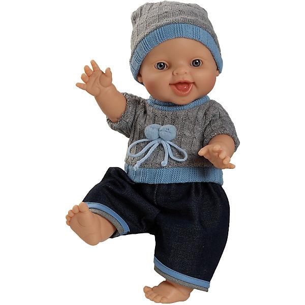 Кукла Paola Reina Горди Бруно, мальчик, 34 см