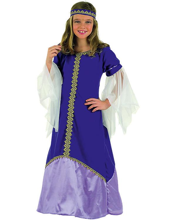 Kostüm Mittelalterliche Königin Viola, Limit