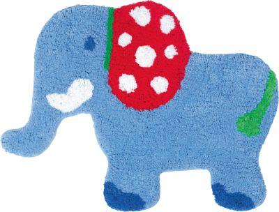 Kinderteppich elefant  Kinderteppich Die Lieben Sieben rund, Die lieben Sieben | myToys