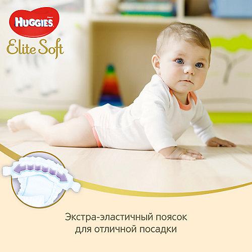 Подгузники Huggies Elite Soft 3, 5-9 кг, 160 шт. от HUGGIES