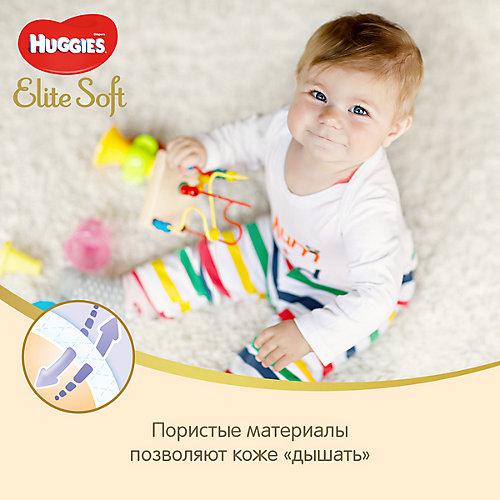 Подгузники Huggies Elite Soft 5, 12-22 кг, 112 шт. от HUGGIES