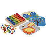 Деревянная мозаика Plan Toys