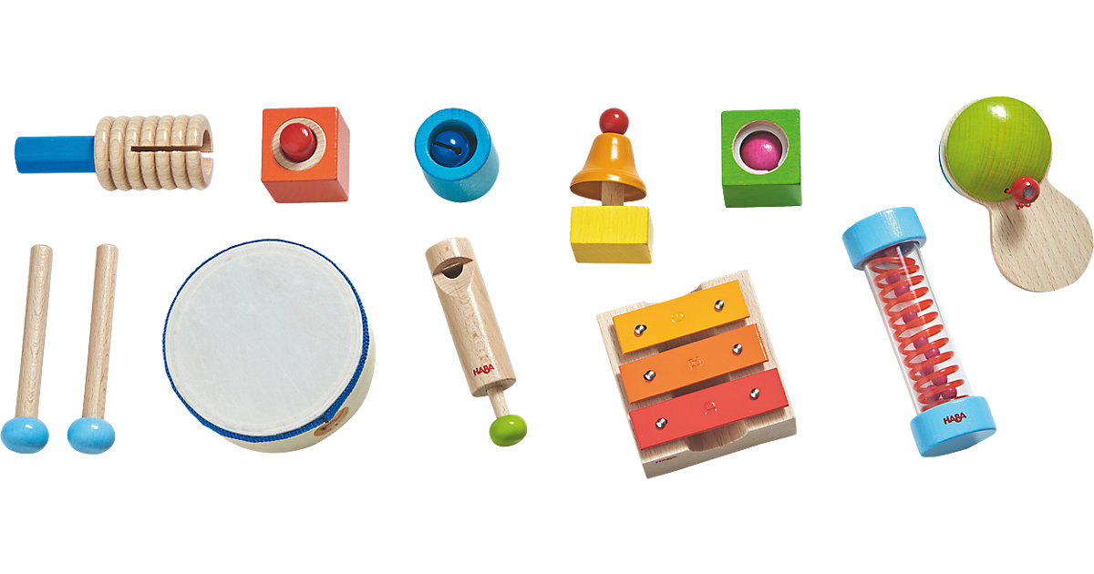 HABA · HABA Musikmacher-Set