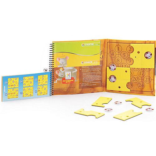 """Магнитная логическая игра для путешествий """"Сырные лазейки"""", Bondibon от Bondibon"""