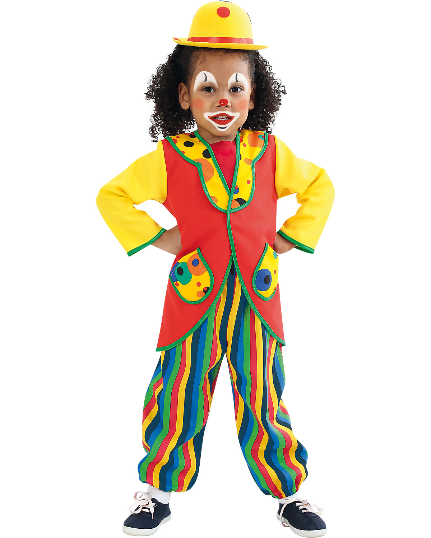 Clown Kostüm Kinder