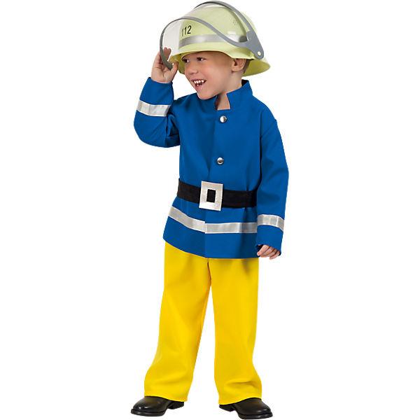 verkauft Kaufen Rabatt bis zu 60% Kostüm Feuerwehrmann, Kunterbunt