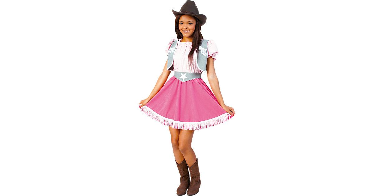 Kostüm Cowgirl Cassy Gr. 140