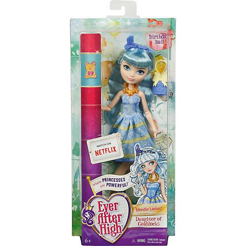 """Кукла Ever After High """"Именинный бал"""" Блонди Локс от Mattel"""
