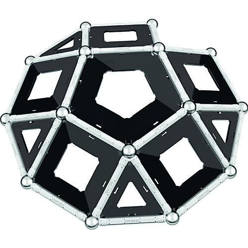 Магнитный конструктор  Geomag Black & White, 68 деталей от Geomag