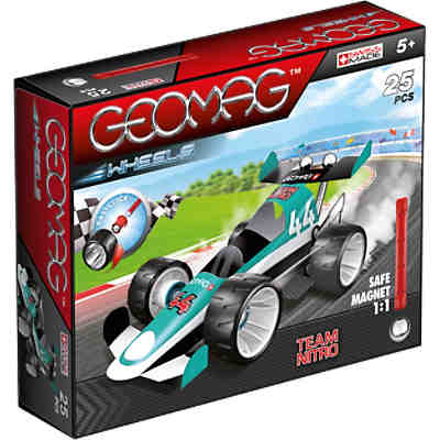 Geomag Wheels Team Nitro 25