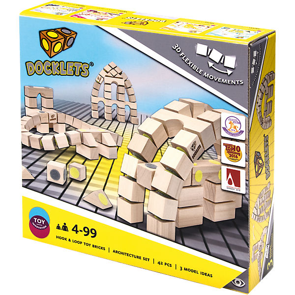 DOCKLETS Architecture Set