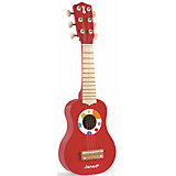 Гитара, красная, Janod